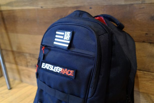 Eat Sleep Race ESR Tactical Backpack PASMAG 03