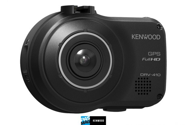 Kenwood DRV 410 Dashboard Camera PAS 01