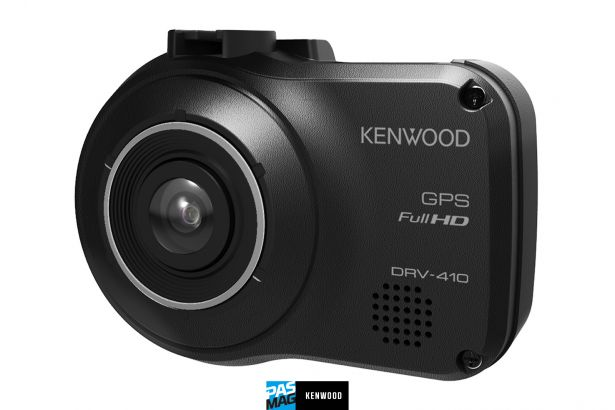 Kenwood DRV 410 Dashboard Camera PAS 05