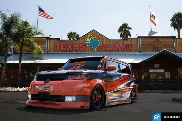 01 Texas Toast Jason McElroy 2013 Scion xB pasmag