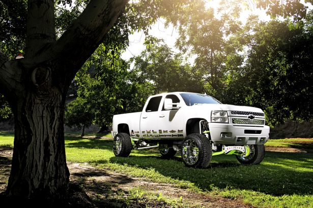 Keith Young 2011 Chevrolet Silverado PAS 01