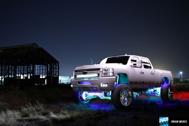 Keith Young 2011 Chevrolet Silverado PAS 27