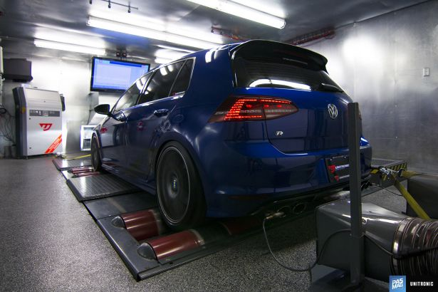 02 Unitronic 2016 VW Golf R Waterfest PASMAG