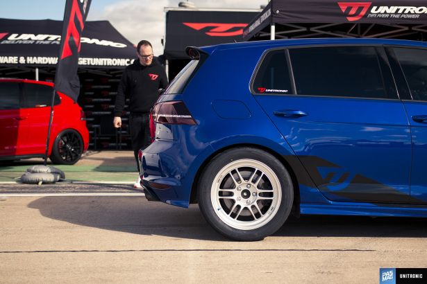 04 Unitronic 2016 VW Golf R Waterfest PASMAG