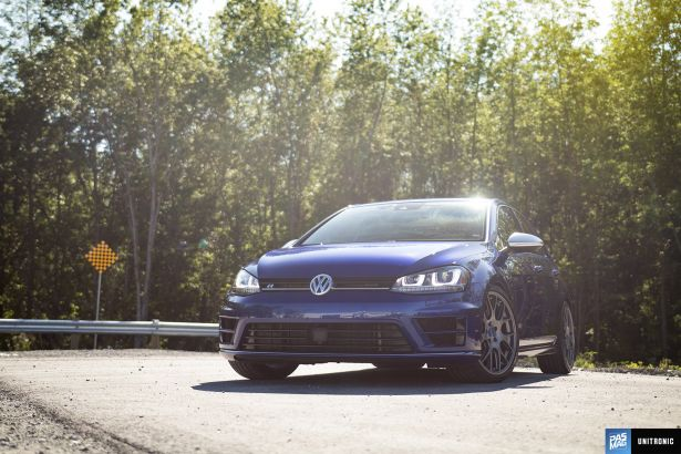 07 Unitronic 2016 VW Golf R Waterfest PASMAG