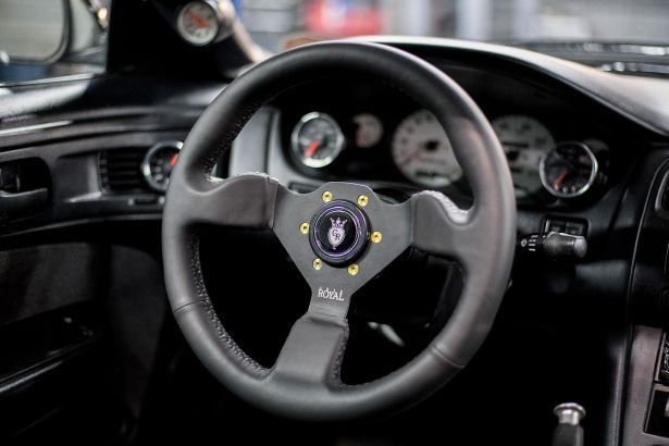 Grip Royal Royal Spade Steering Wheel