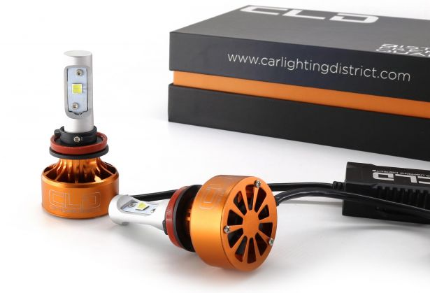 Car Lighting District HELIOS LED Conversion Kit