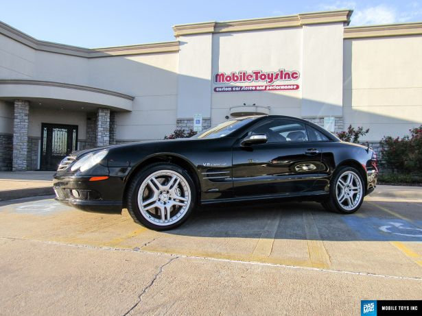01 Mobile Toys Inc 2005 Mercedes Benz SL55 AMG PASMAG