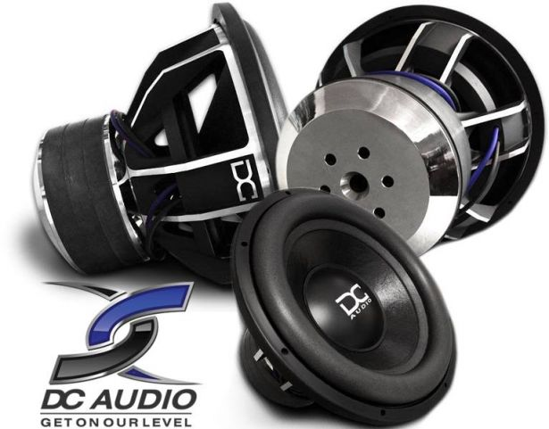 DC Audio XL Elite Subwoofer Line