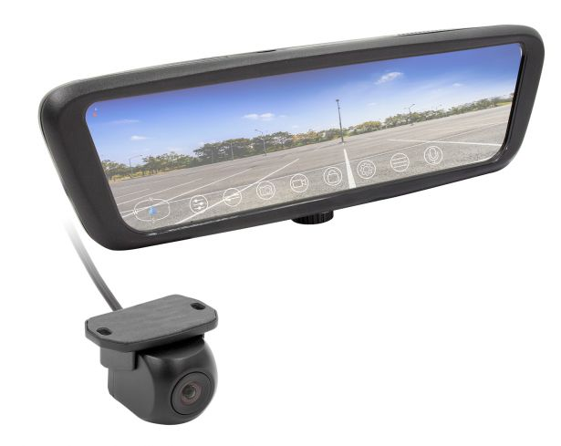 iBEAM Vehicle Safety Systems Real Time Streaming Mirror Monitor Kit