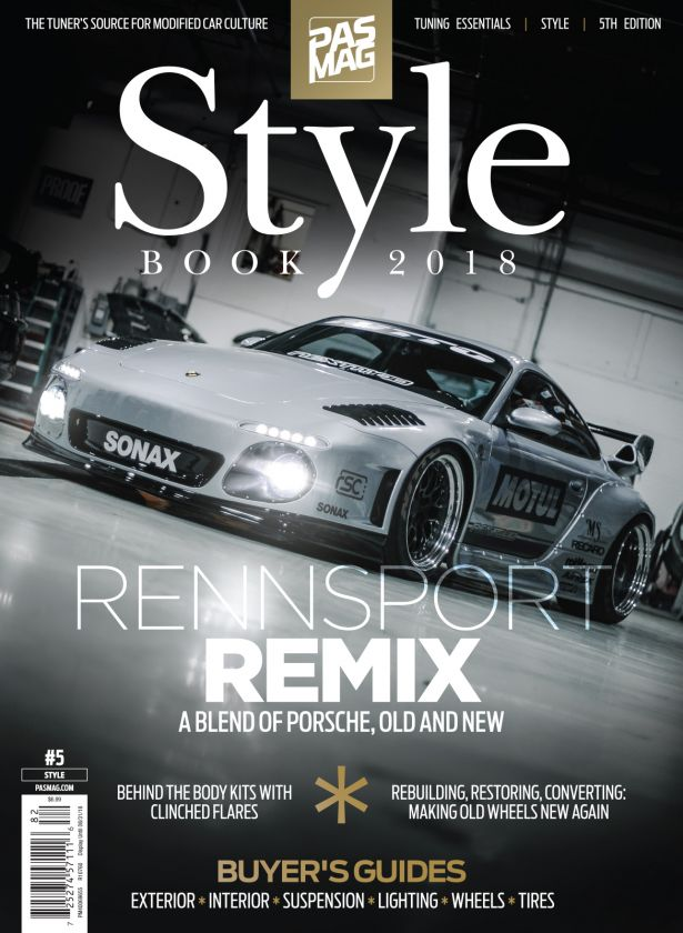 PAS 2018 Tuning Essentials Style 5 Cover