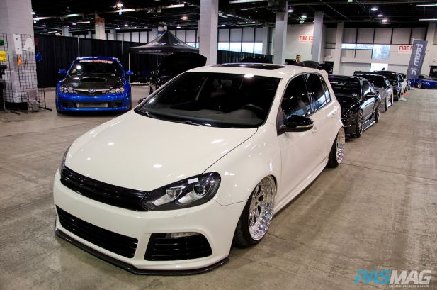 PASMAG Tuner Galleria Chicago Illinois 2014 Ray Flores VW