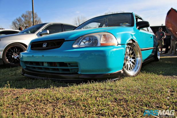 PASMAG KMS Lancaster South Carolina April 5 2014 Honda Civic