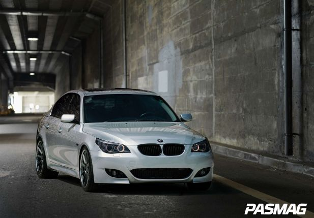 Trilogy: Scott Buwalda's 2009 BMW 535xi