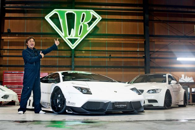 Presidential Treatment: Q & A with Liberty Walk's Wataru Kato
