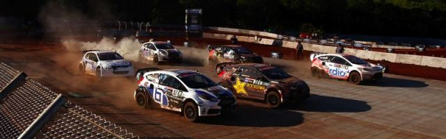 Global Rallycross Confirms 2013 Schedule Featuring International Expansion