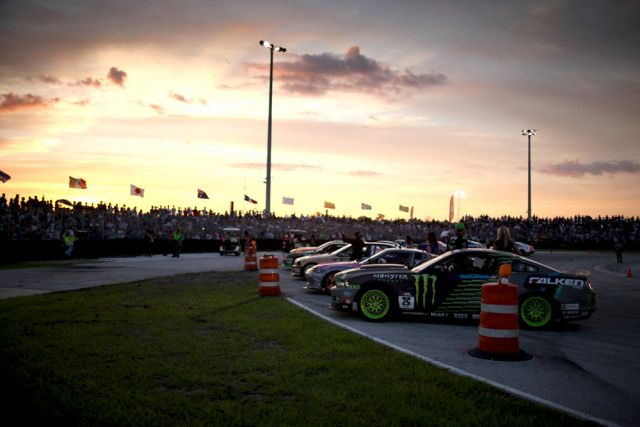 Formula Drift Invades Palm Beach International Raceway May 31 & June 1