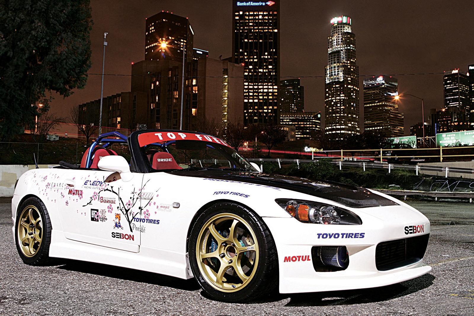 Sakura Sickness Greg Park S 2003 Honda S2000 Pasmag Is The Tuner S Source For Modified Car Culture Since 1999
