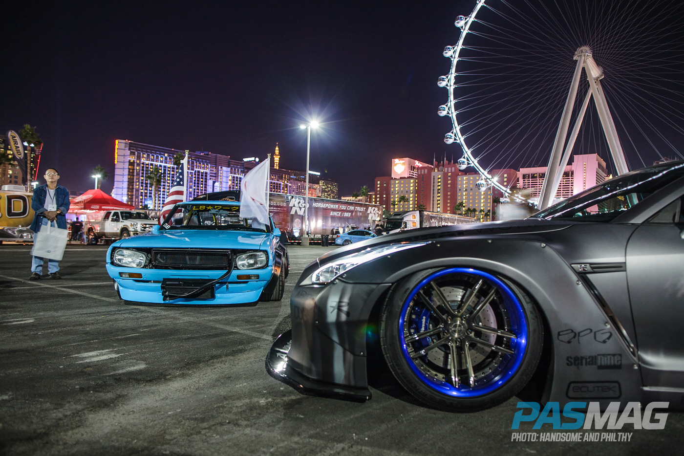 Shakotan Skyline: The Embodiment of Liberty Walk (Photo by Phillip Awad)