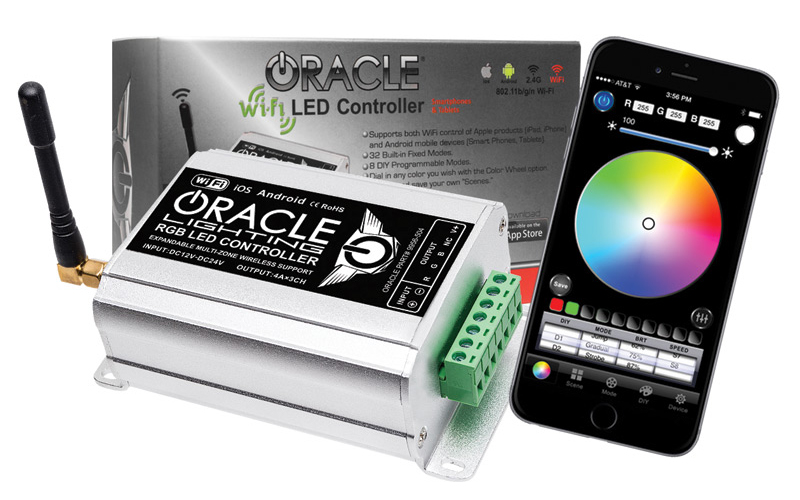 ORACLE Smart WiFi LED Controller