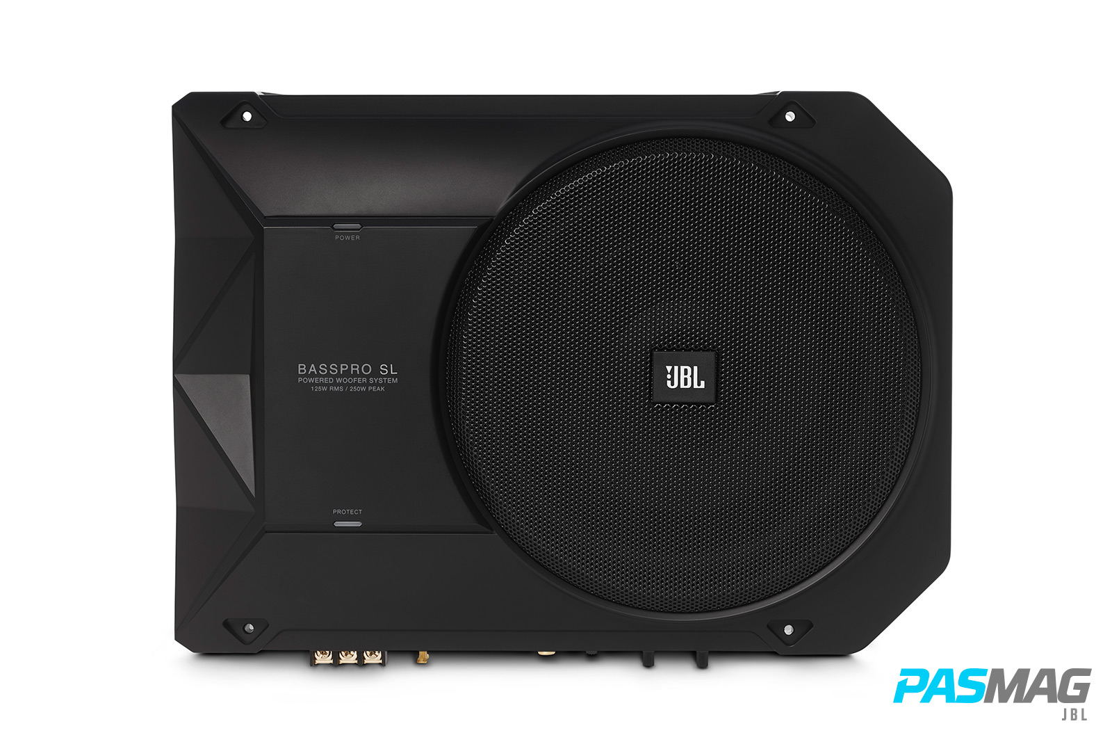 PASMAG JBL BassPro SL Amplifier Subwoofer Review 2