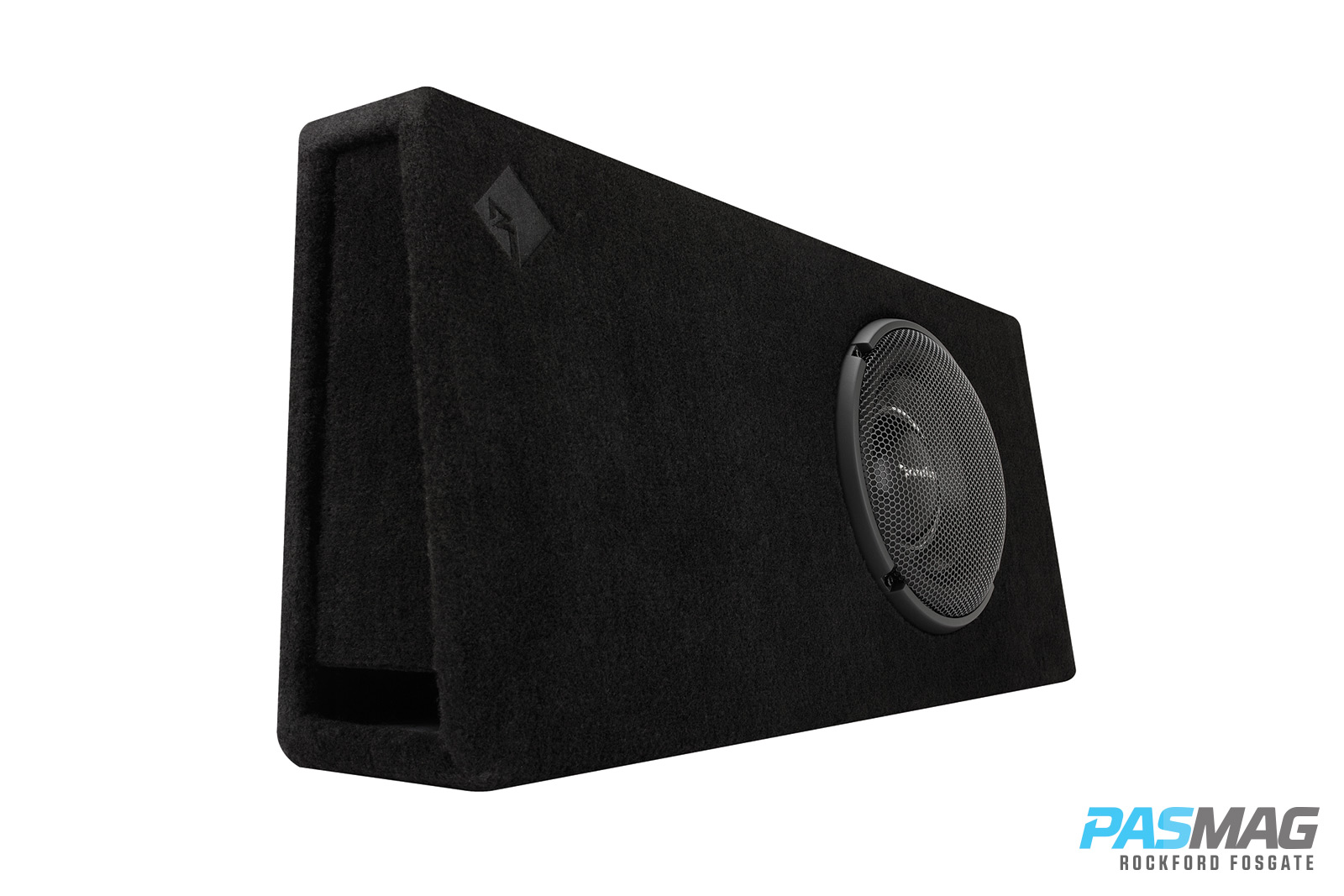 PASMAG Rockford Fosgate T1S1X10P Subwoofer System Review 2