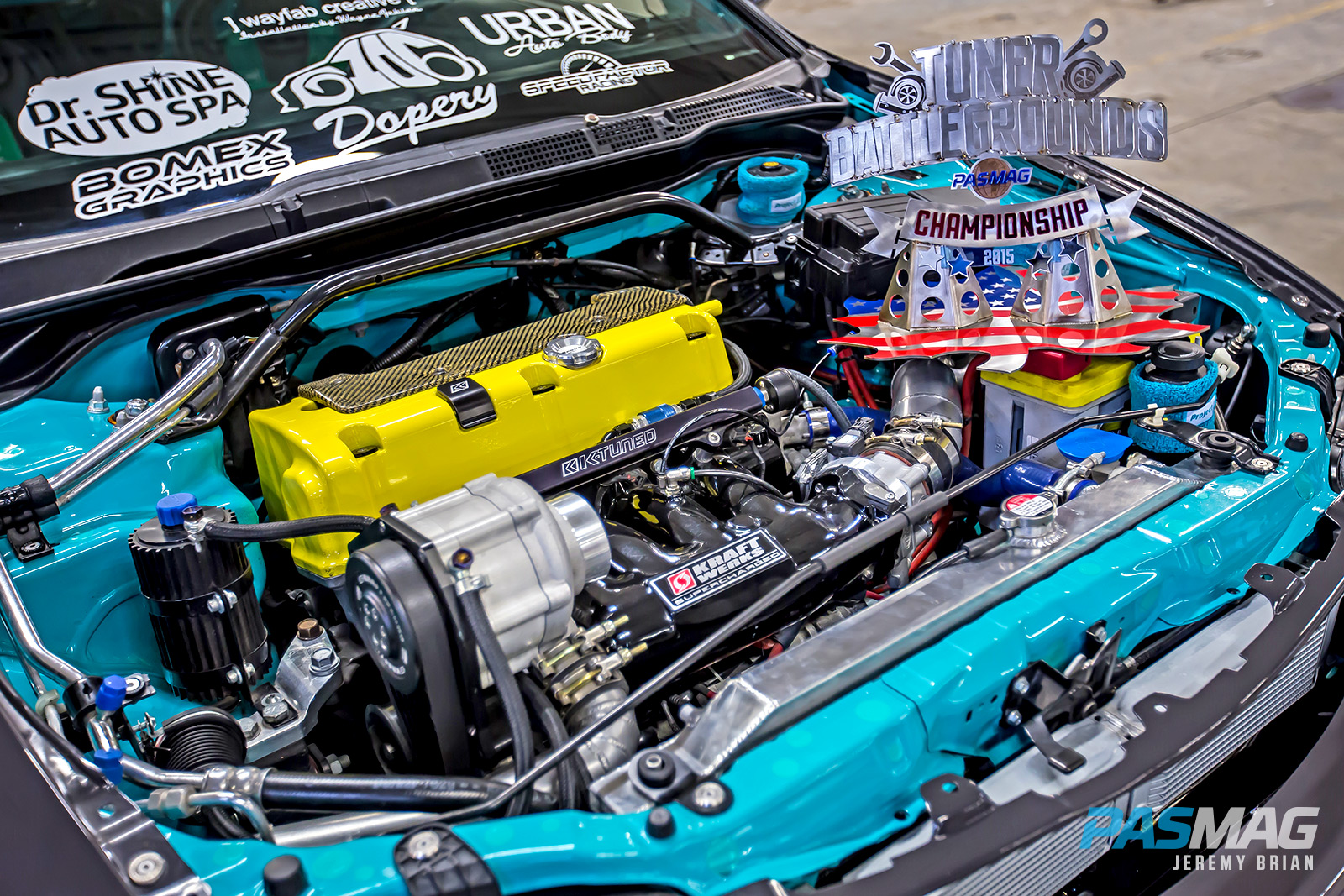 PASMAG   PERFORMANCE AUTO AND SOUND - Back to Back: Benji