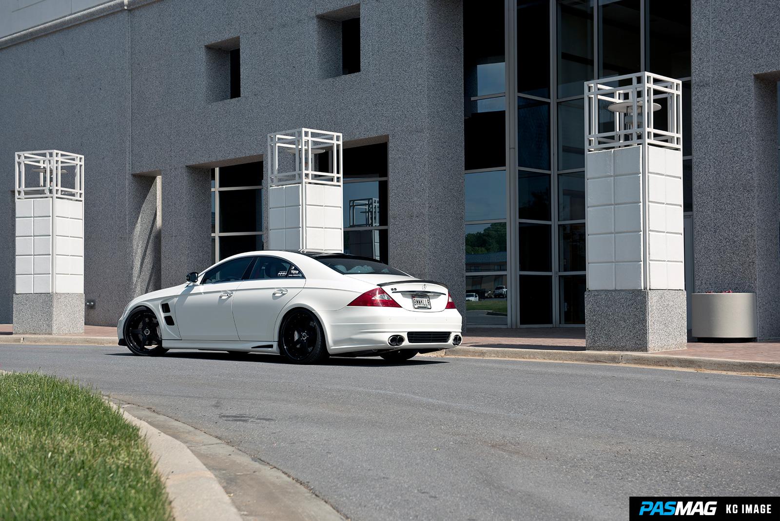 Impossible Swap: Brent Khelawan's 2006 Mercedes-Benz CLS500