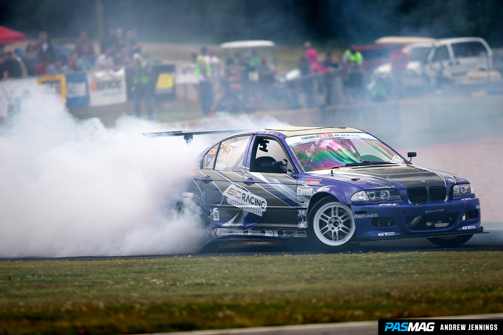 Keeping It Rowdy Chelsea Denofa S 2001 Bmw 3 Series Sedan E46 Pasmag Is The Tuner S Source For Modified Car Culture Since 1999