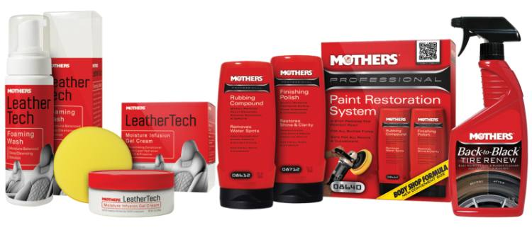 Mothers® Debuts New & Innovative Car Care Products at the SEMA Show in Las Vegas