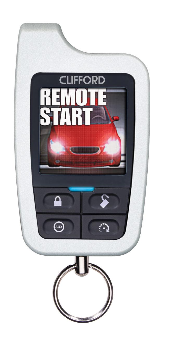 Clifford Remote Start Integration