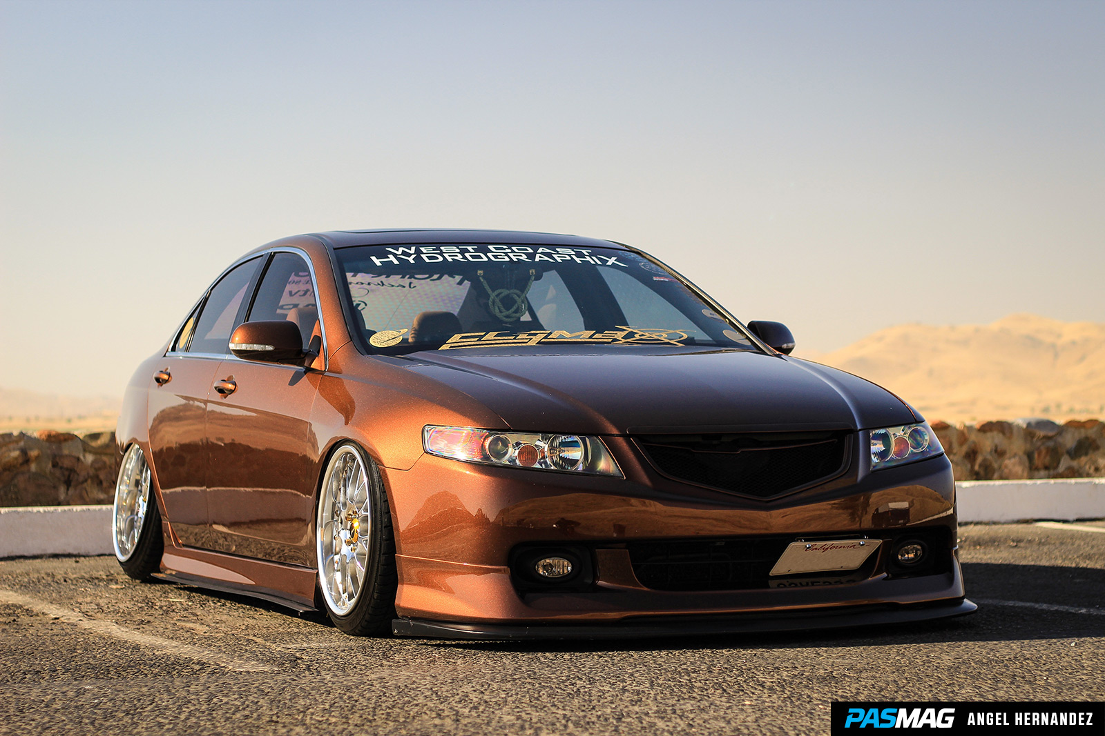 Overhaul Michael Regaspi S 2004 Acura Tsx Pasmag Is The Tuner S Source For Modified Car Culture Since 1999