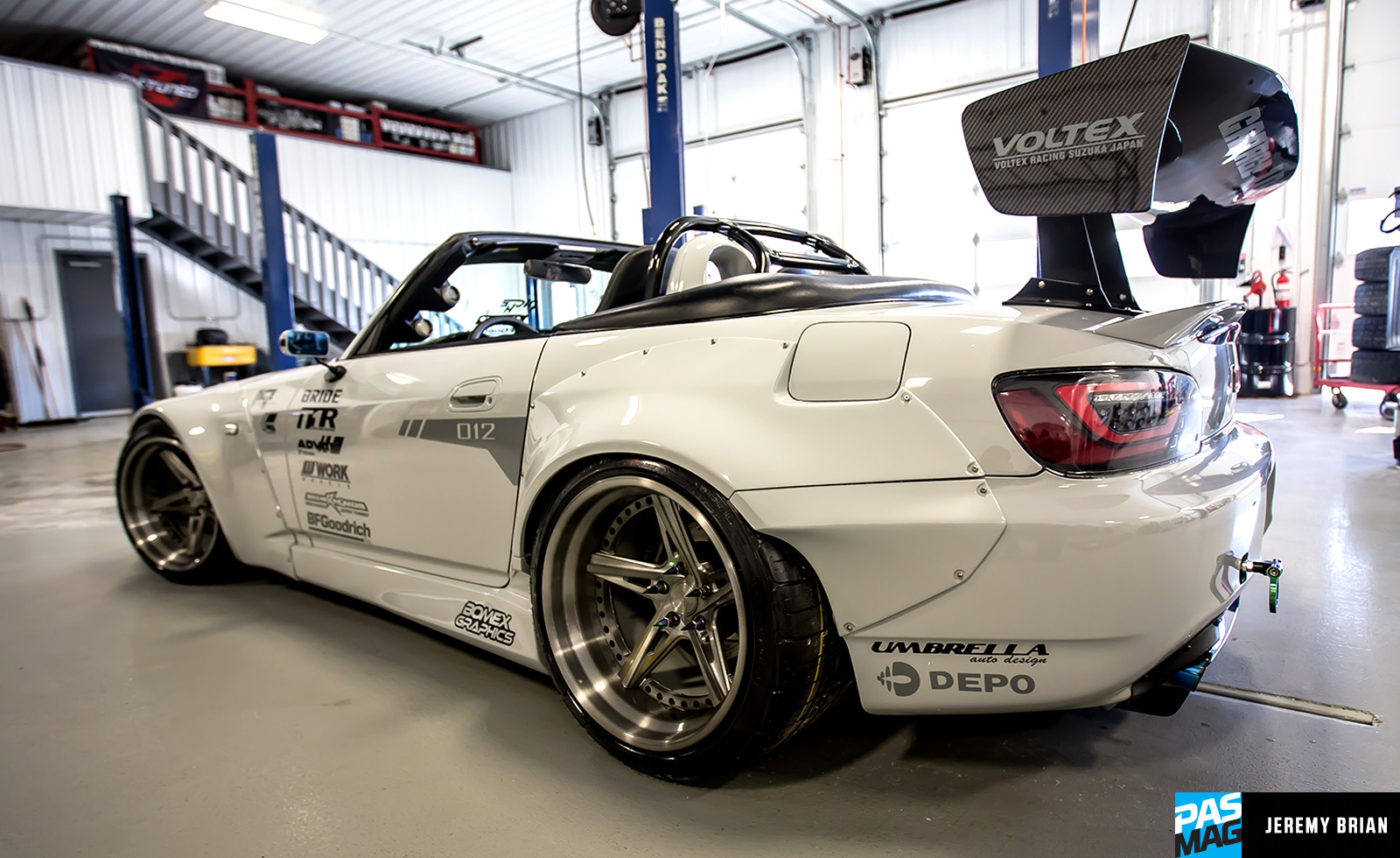 Gerbie Reyes 2001 Honda S2000 PASMAG Tuner Battlegrounds 06