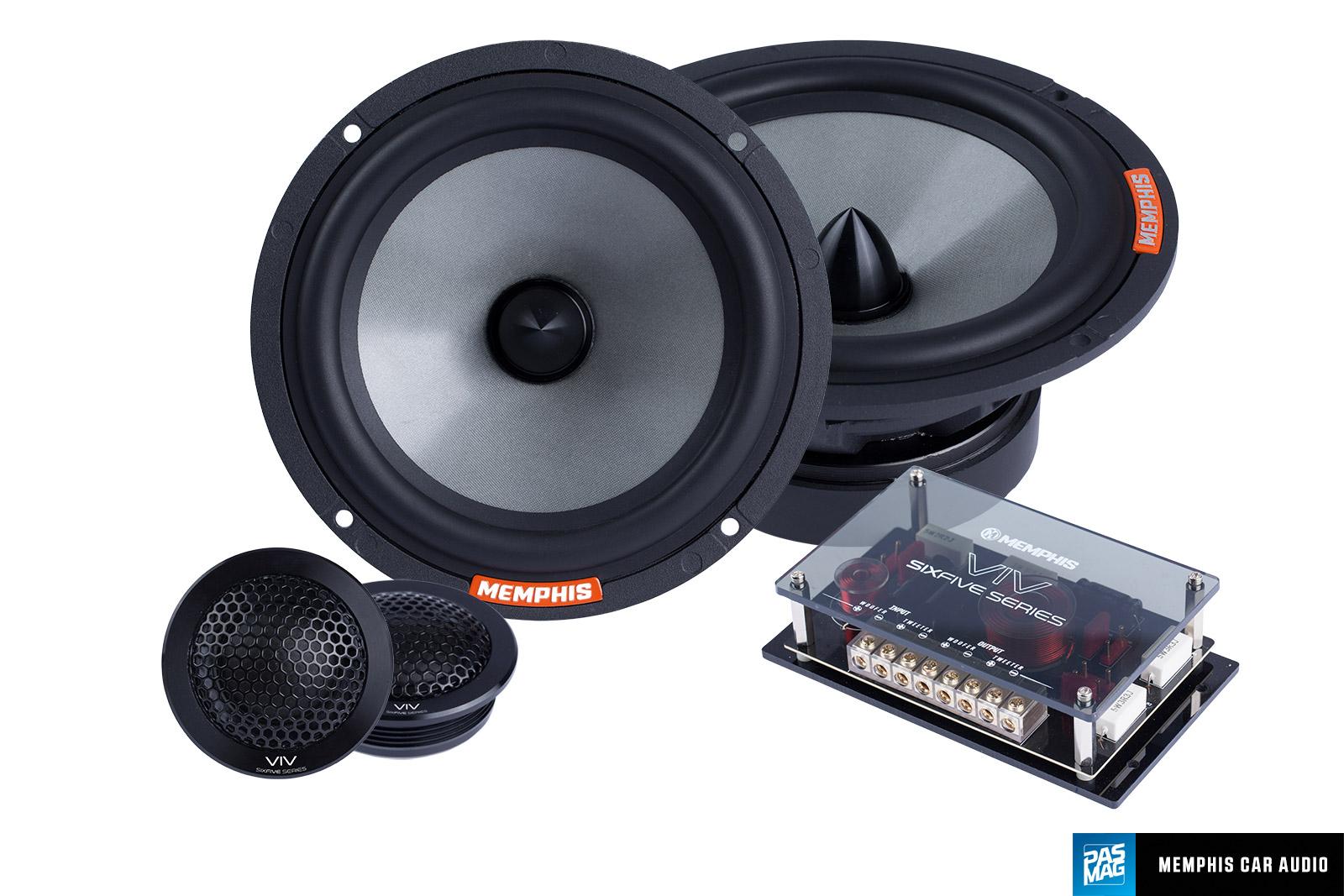 Memphis Car Audio Viv60c Component Review Pasmag Since