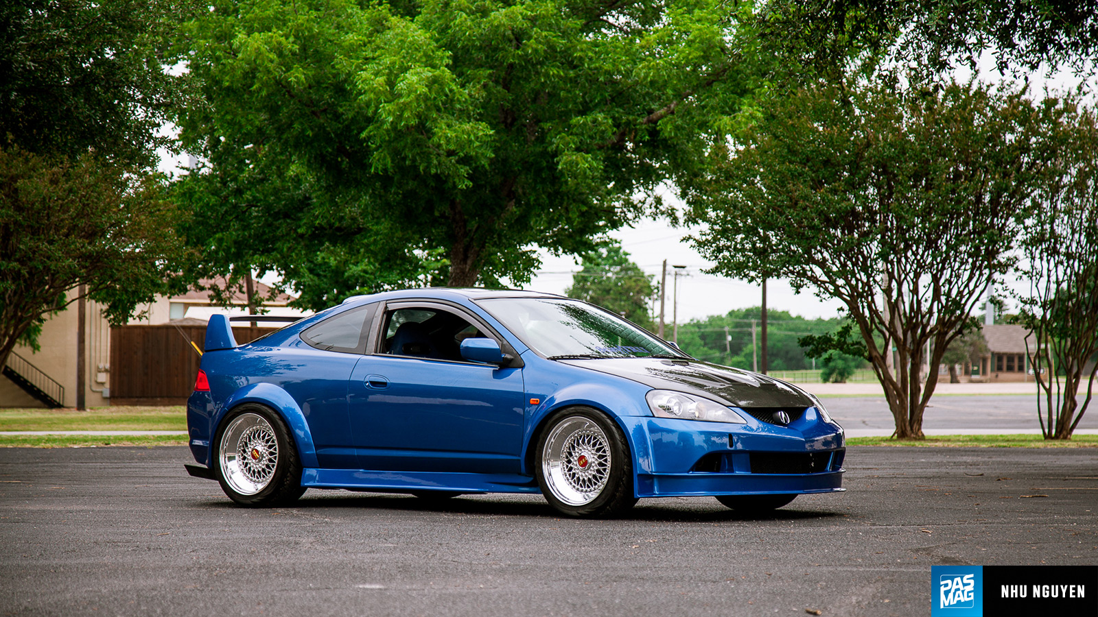 14 Luis Torres 2003 Acura RSX Type S PASMAG TBGLIVE