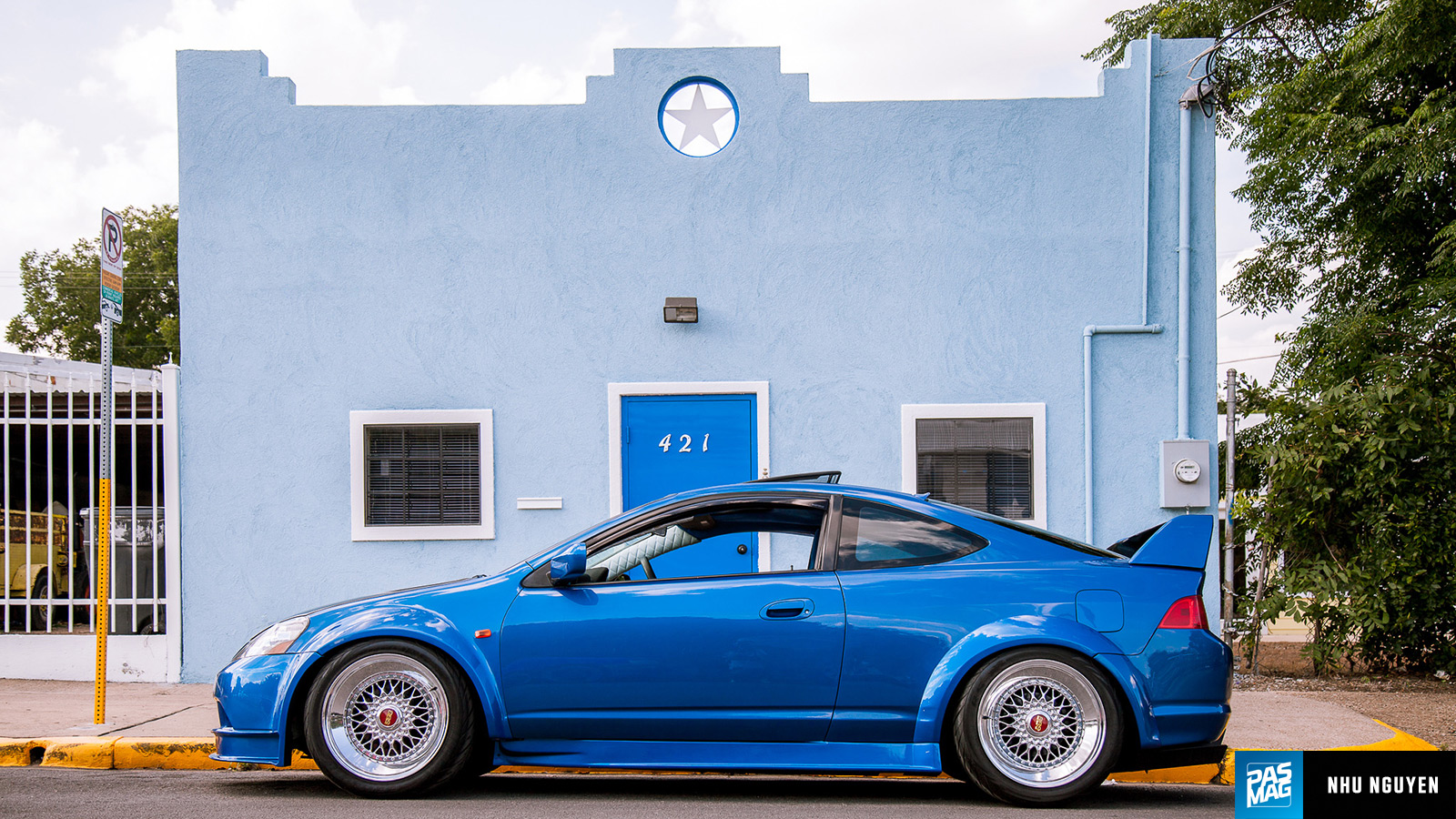 17 Luis Torres 2003 Acura RSX Type S PASMAG TBGLIVE