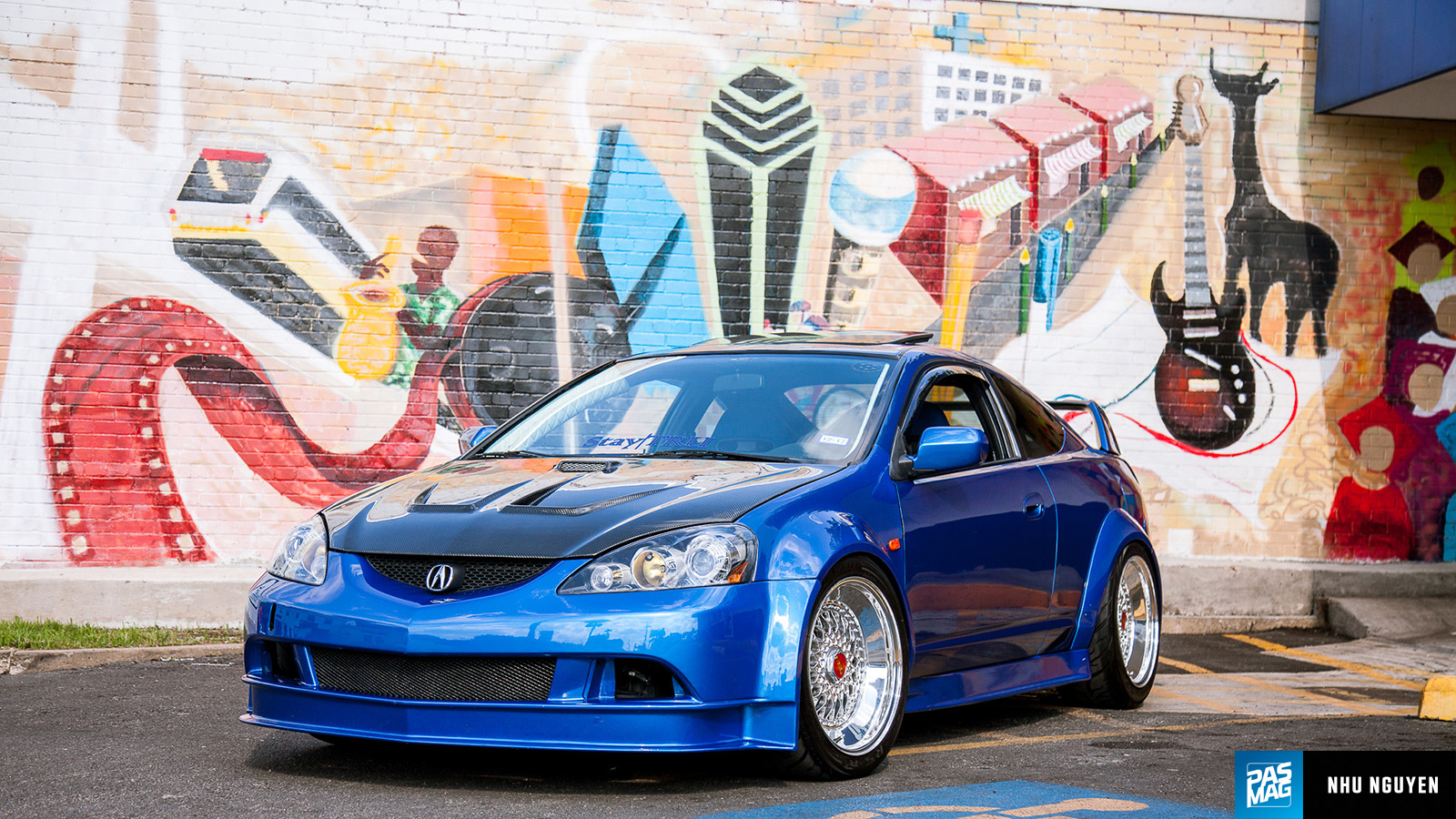Like Father Like Son Luis Torres 2003 Acura Rsx Type S Pasmag