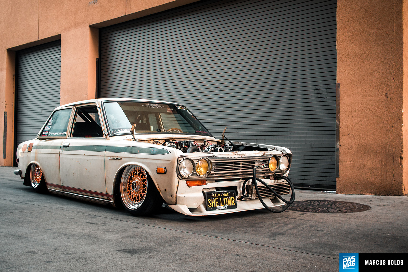 Twisted Fantasy: A Custom Datsun 510 With A Twist - PASMAG ...