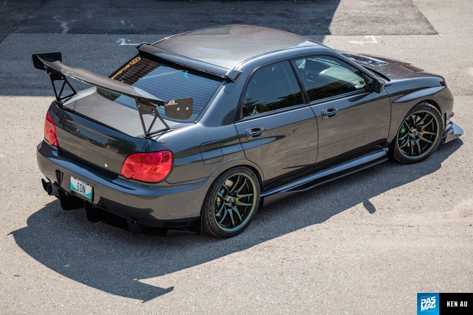 Cobb Accessport V2 >> Hands On: Leland Kirton's 2006 Subaru WRX STI - PASMAG ...