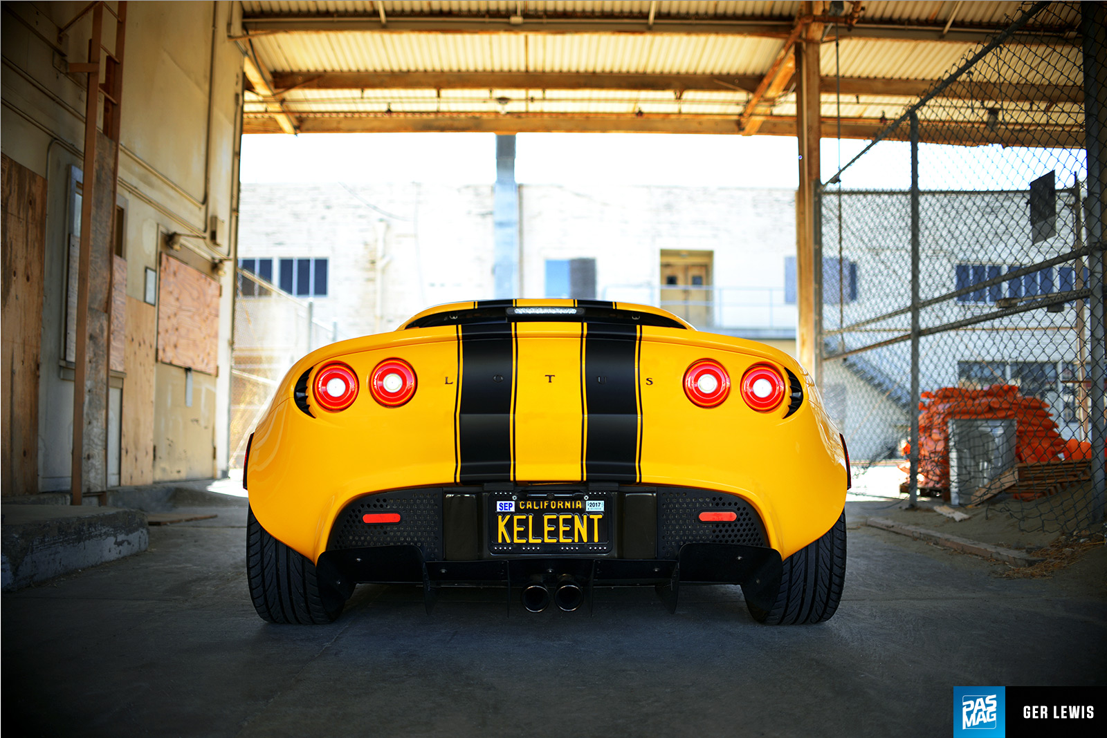 05 Clint Yesui 2005 Lotus Elise PASMAG TBGLIVE