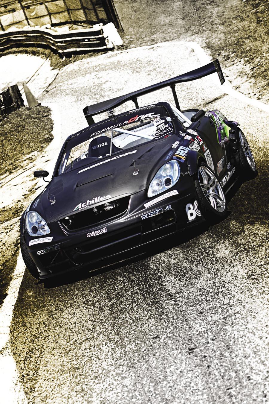 PASMAG | PERFORMANCE AUTO AND SOUND - Drift Patrol: Daigo Saito's