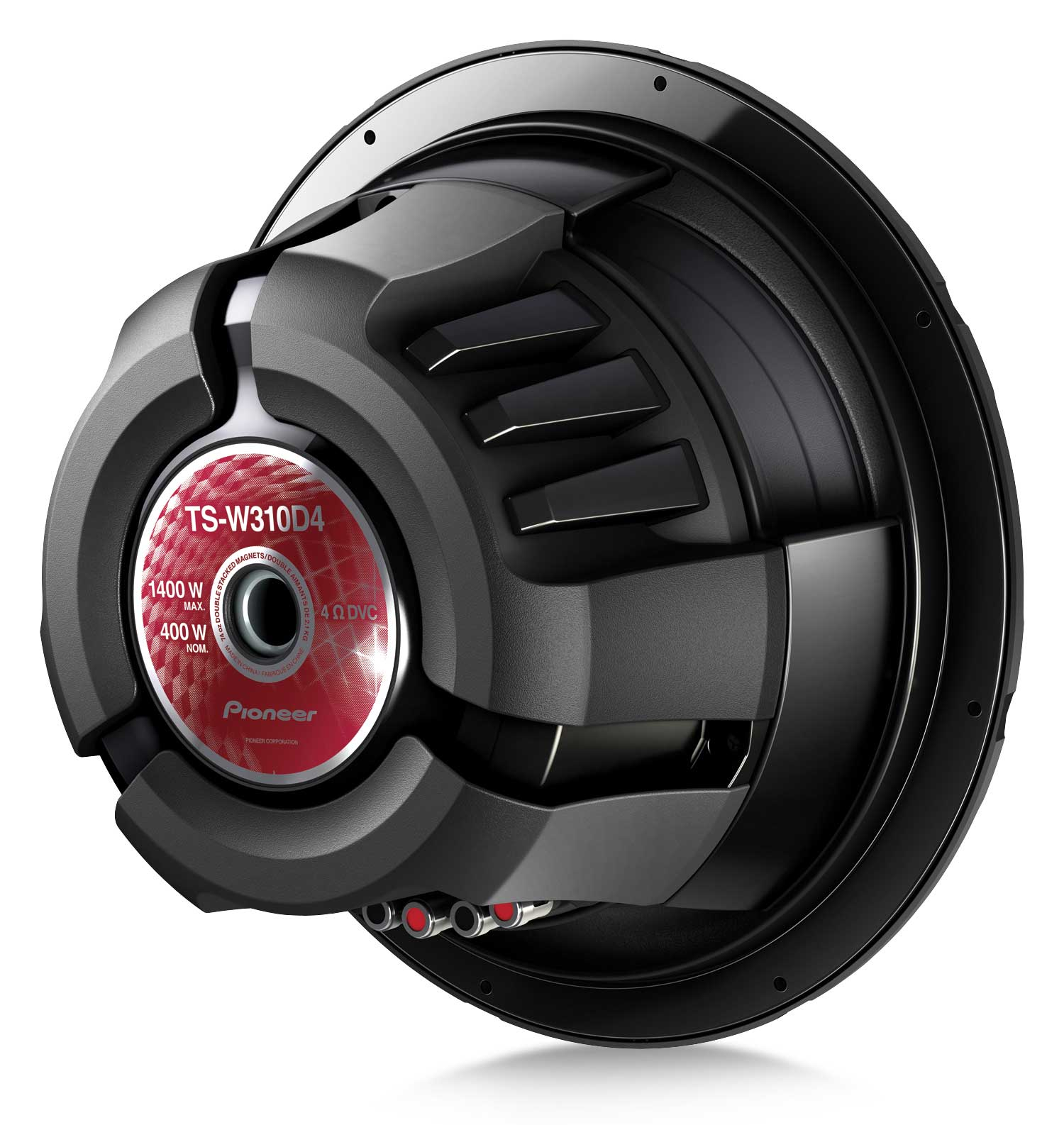 Pioneer Champion Series Pro 12 Wiring Diagram 45 Kicker Car Speakers Best Buy On Inch Alpine Type R Ts W310d4 Rear 300dpi 5in W3002d2