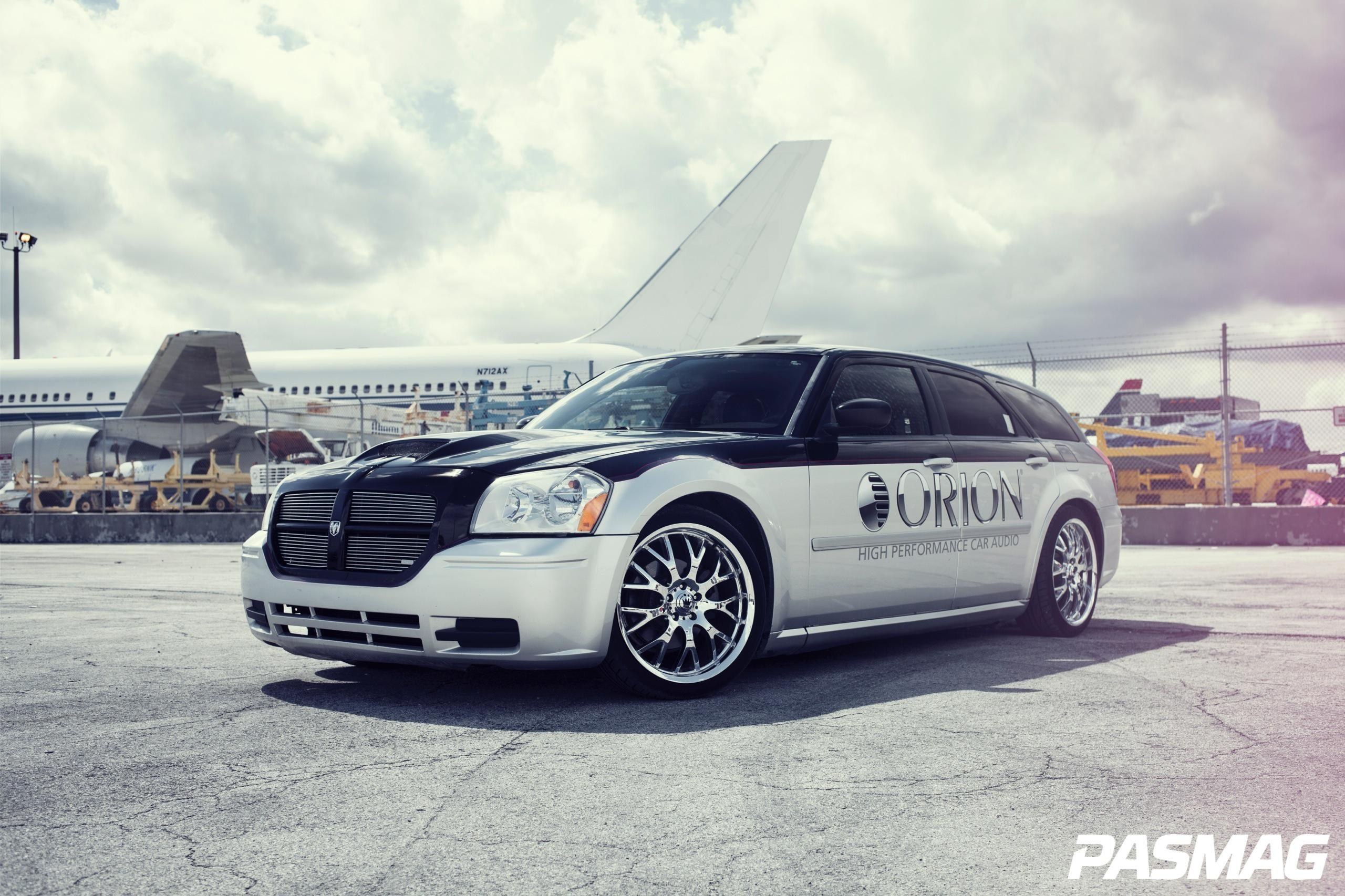 Magnum Opus Orion Car Audio 2005 Dodge Magnum Sxt Pasmag Is The Tuner S Source For Modified Car Culture Since 1999