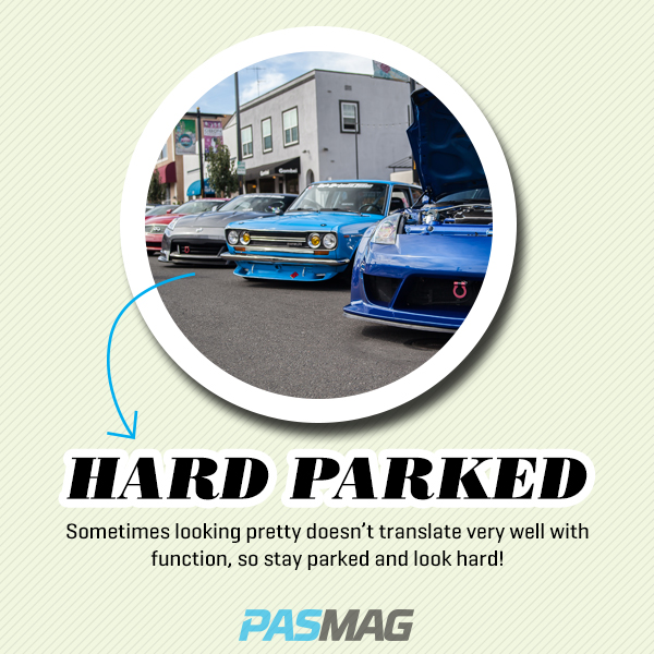 Stance 101: Hard Parked