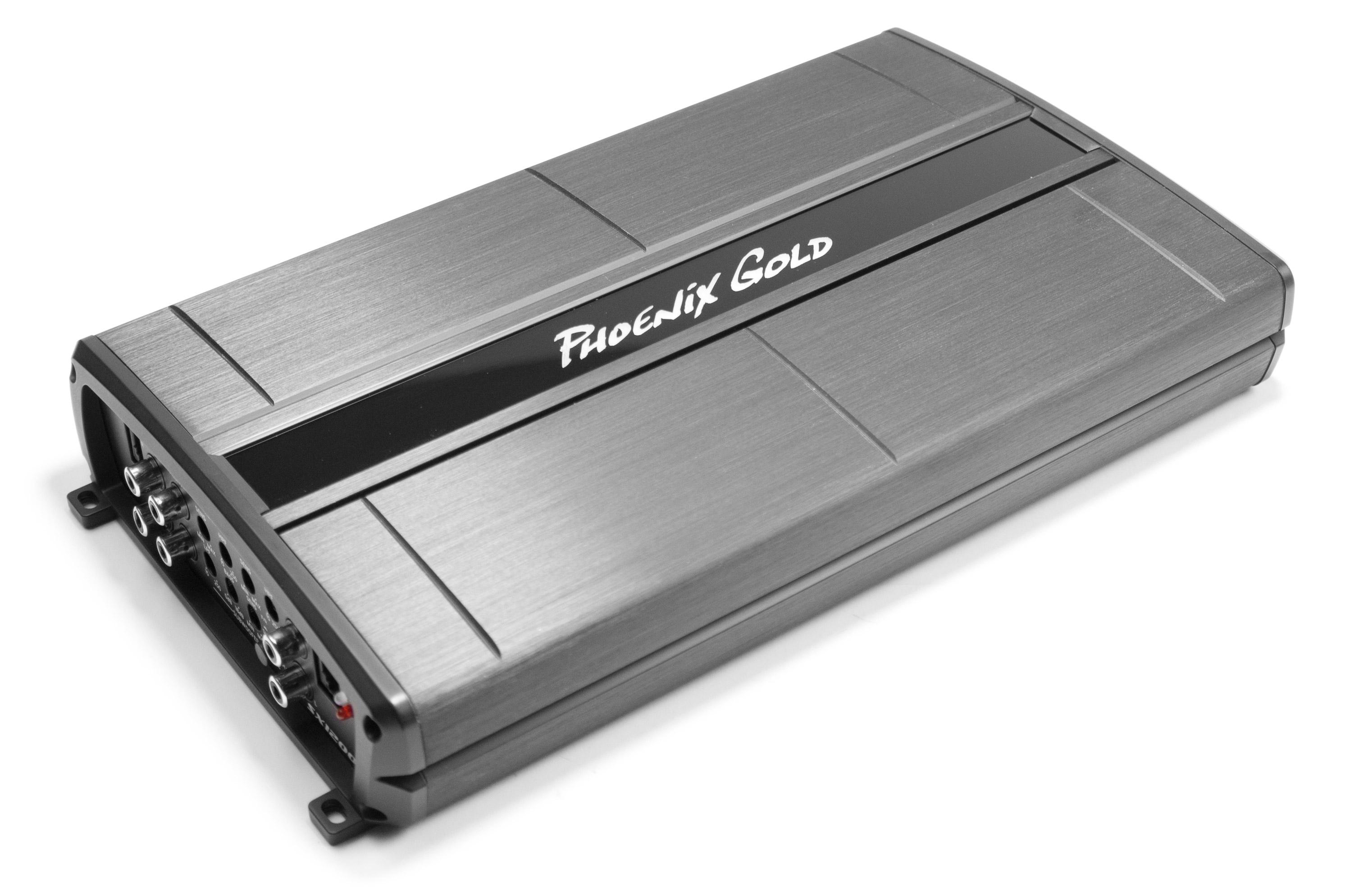 Phoenix Gold SX1200 5 Amplifier Review - PASMAG - since 1999