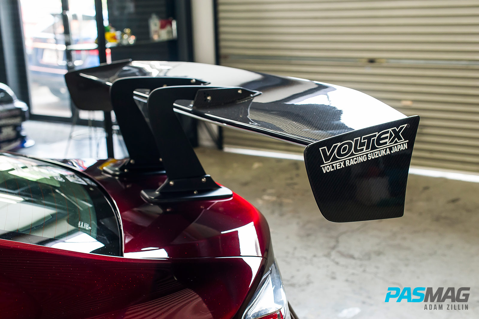 Out of this Weld: Atsushi Ito's Scion FR-S