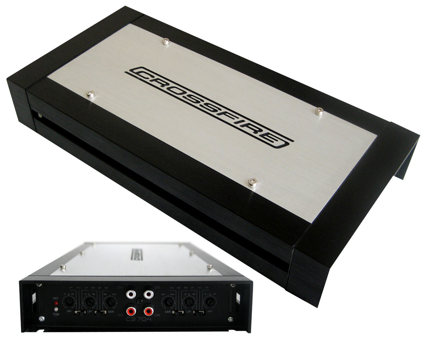 Crossfire Audio offers the C3 Amplifiers