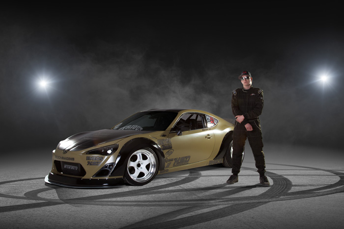 Top Canadian Driver Pat Cyr to Drive a Scion FR-S in DMCC Competition this Year
