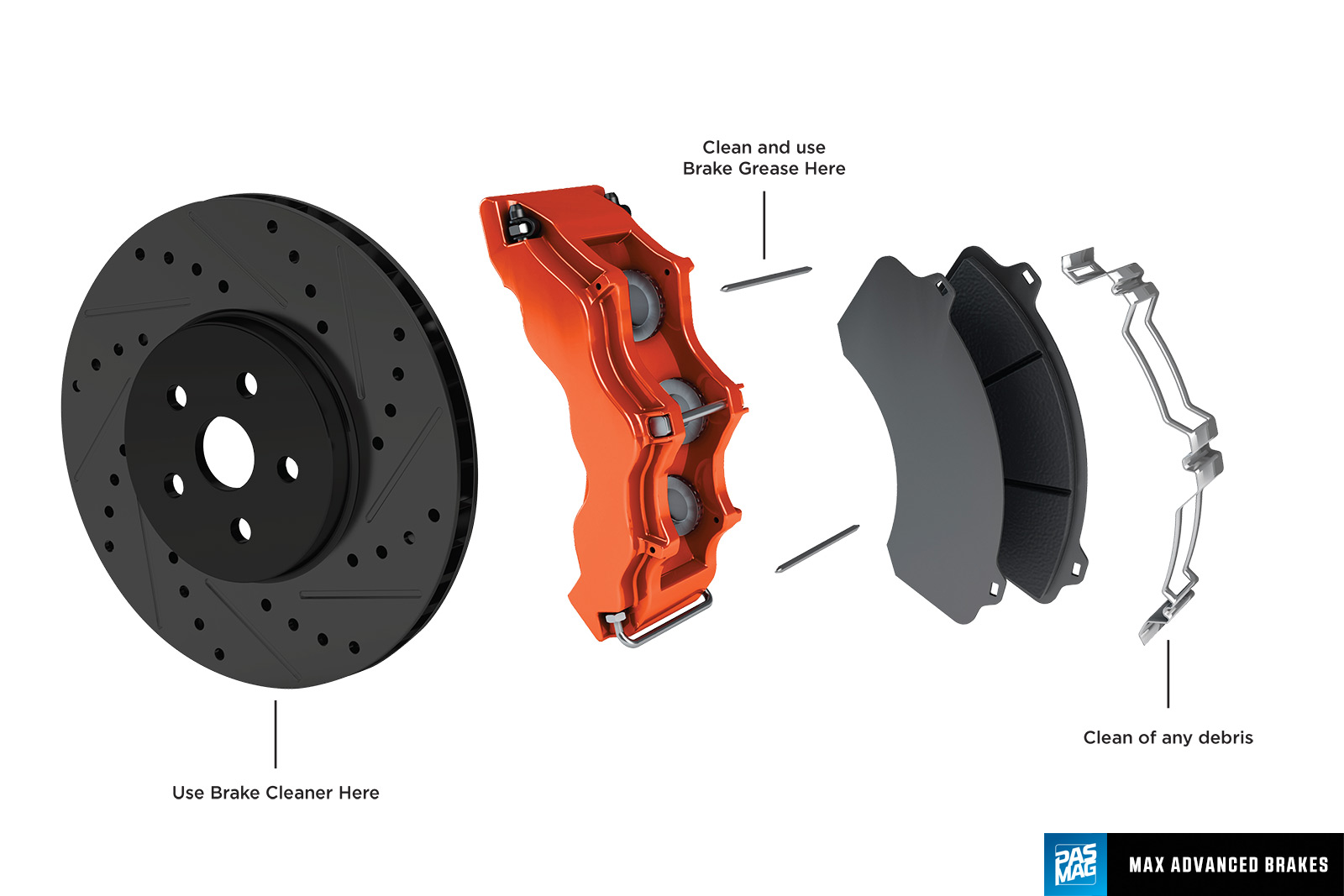 Max Advanced Brakes >> Pasmag Performance Auto And Sound Brake Maintenance Tips With