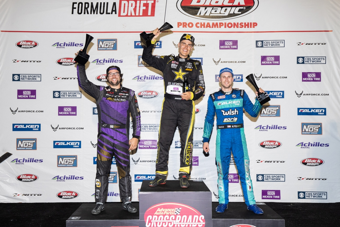 Formula DRIFT Takes The Pro And Pro 2 Categories To The New St Louis Round For Its Action-Packed Return To The Mid-West